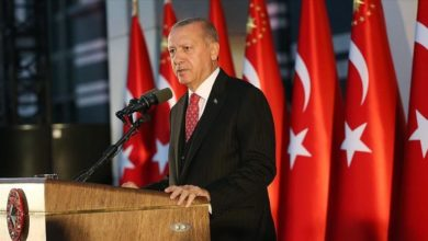 Photo of أردوغان: لا نطمع في شبر من أراضي أي دولة